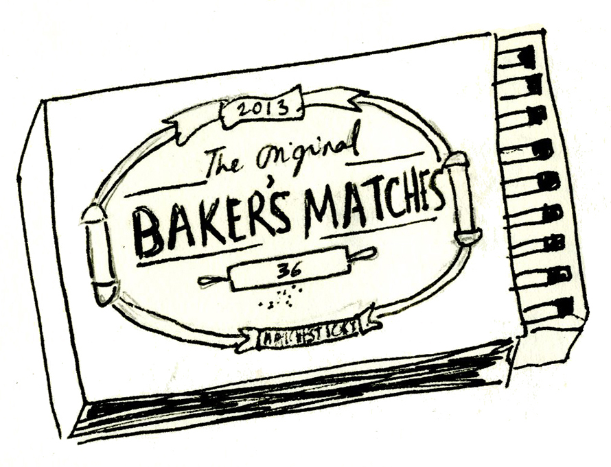 BAKERS MATCHES