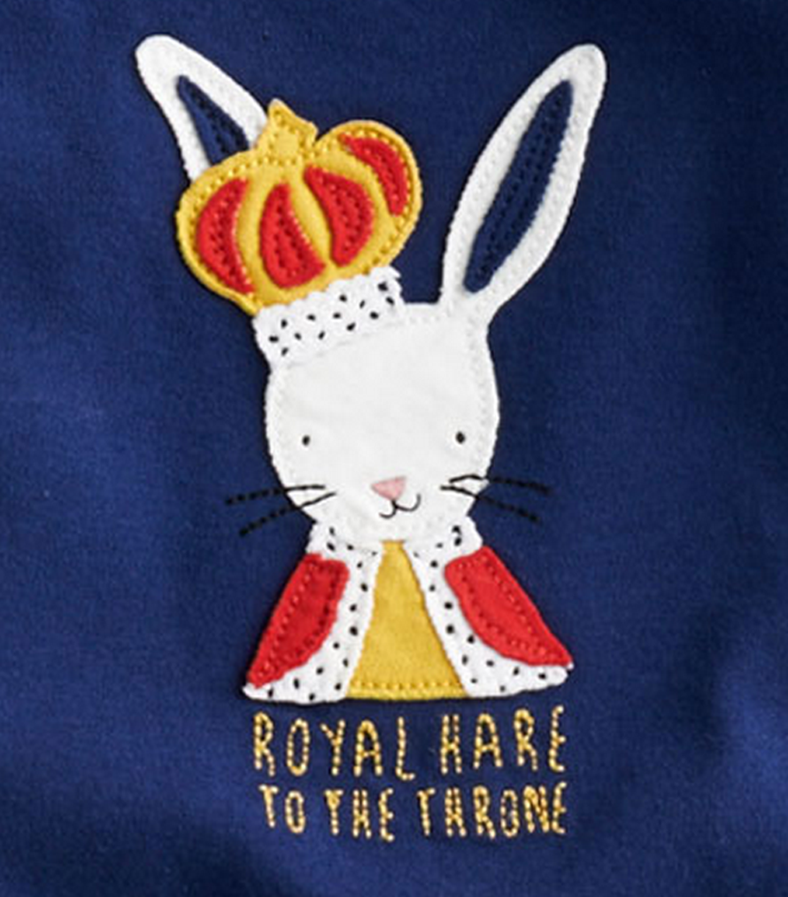 Royal Hare to the Throne