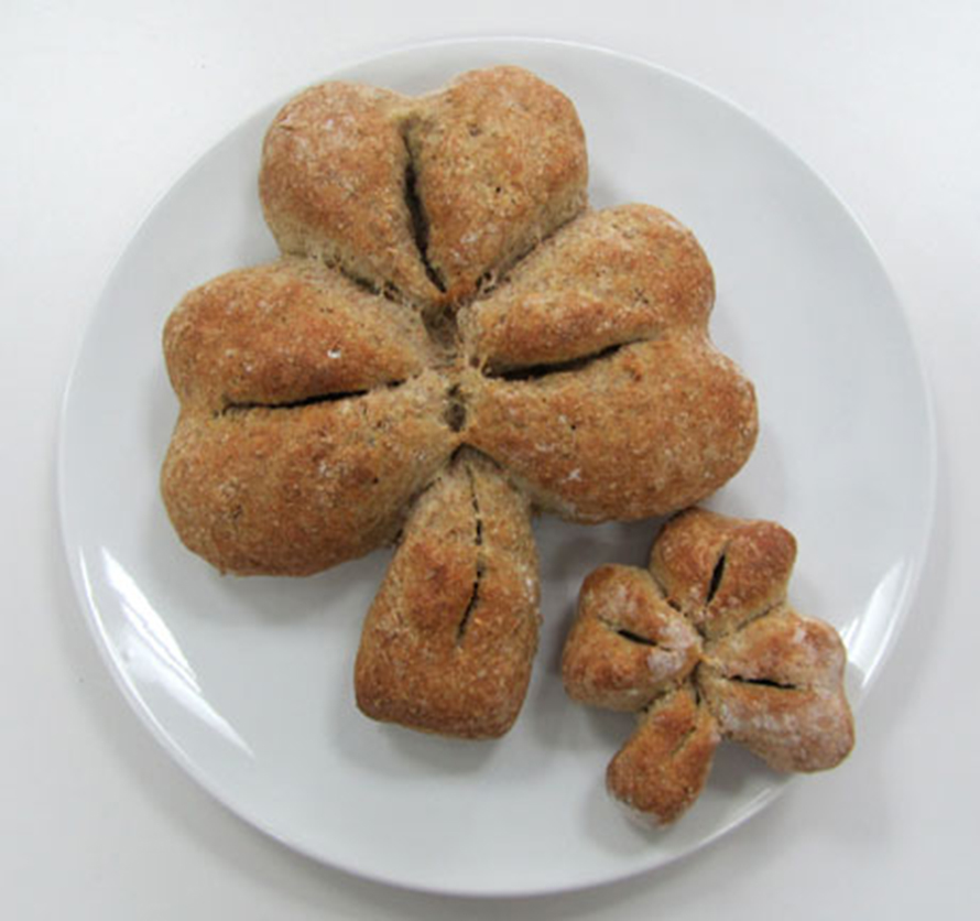 Shamrock-Soda-Breads