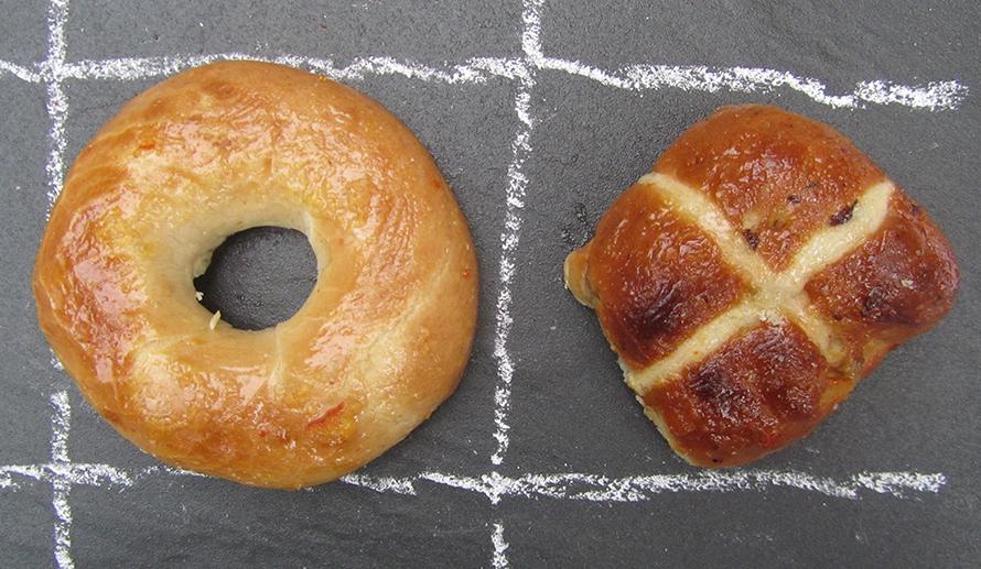 bagel cross