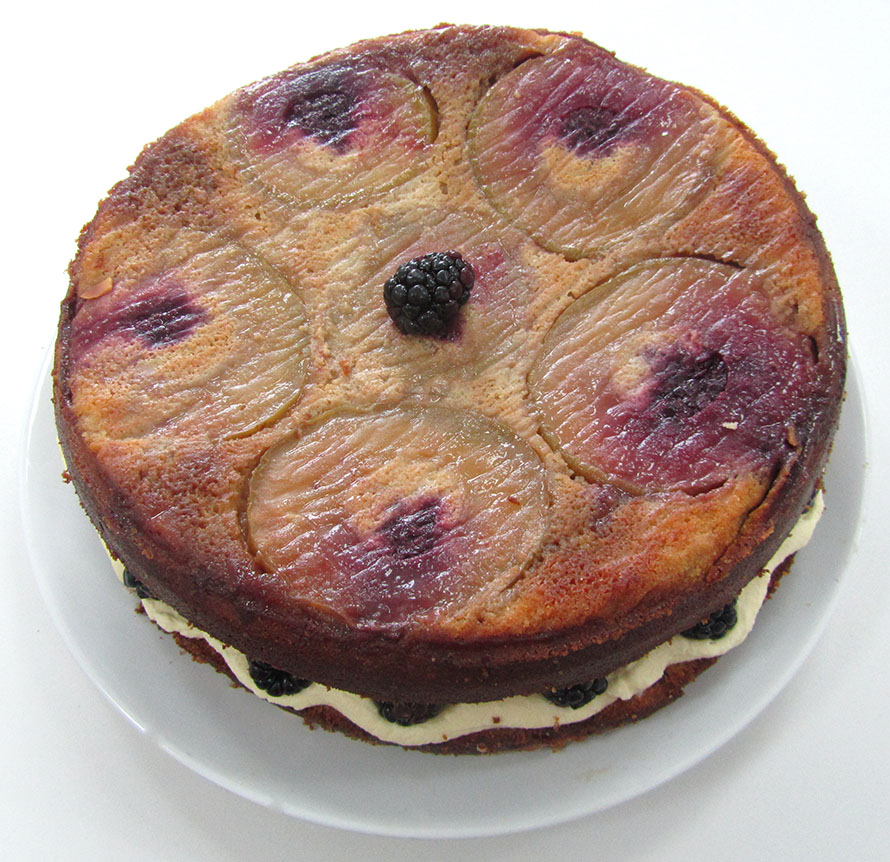 Blackberry Crumble Cake Uk