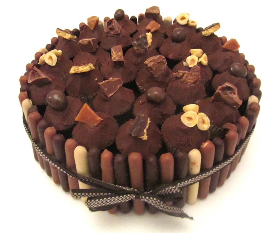 France Chocolate Cake Chocolate Box Cake