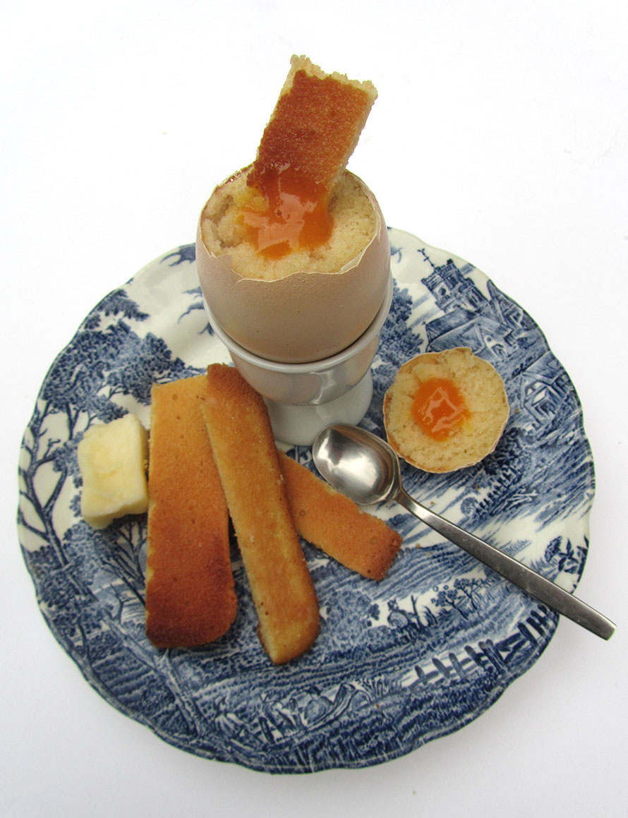 Egg Yolk Substitute For Cake