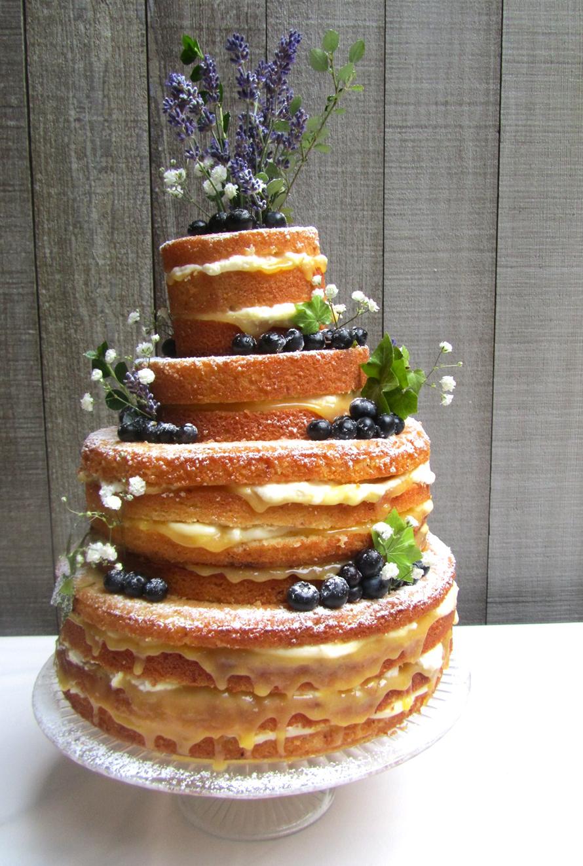 Frances Quinn Wedding Cake