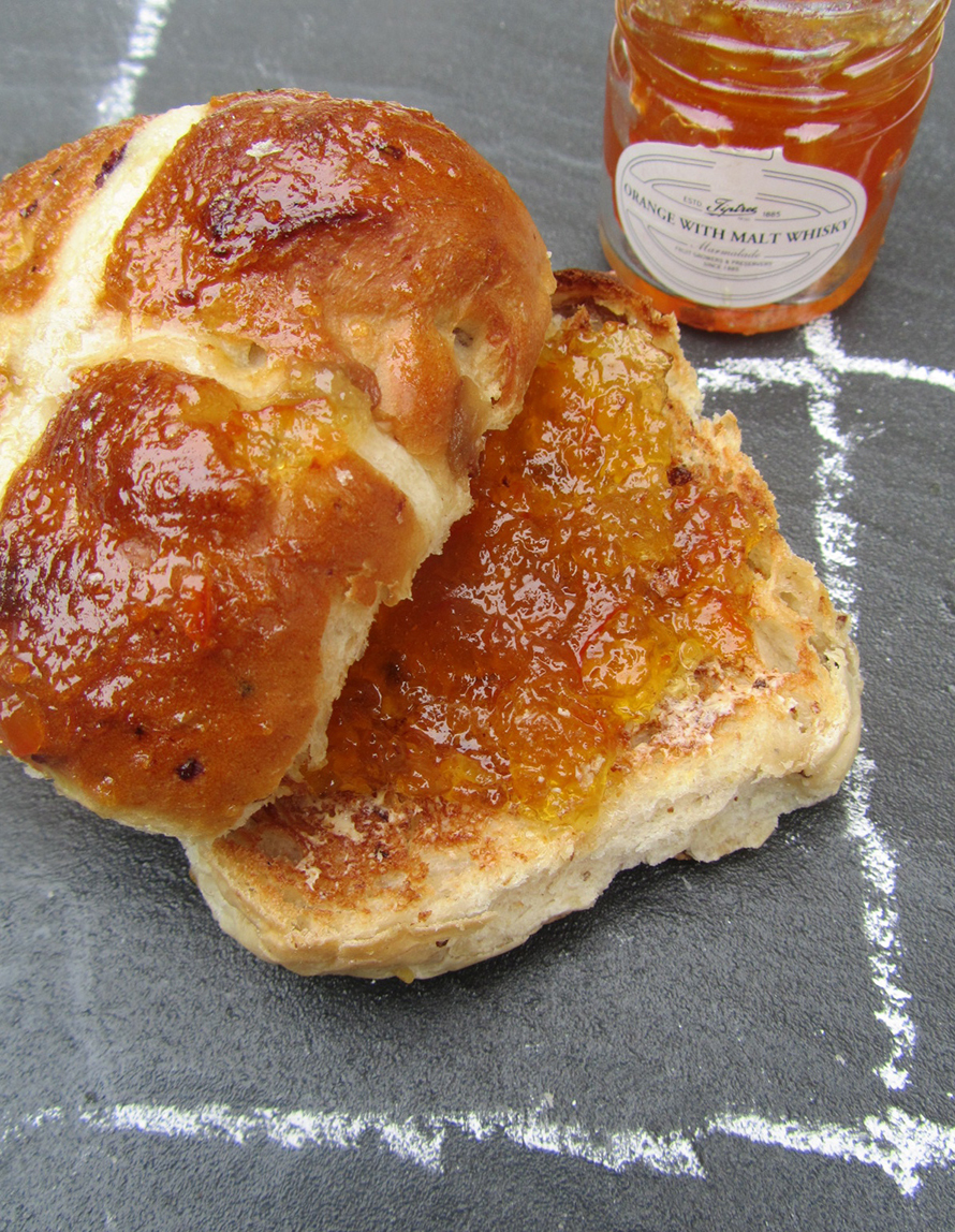 marmalade hot cross
