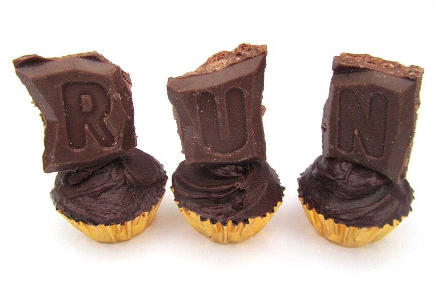 run cupcakes