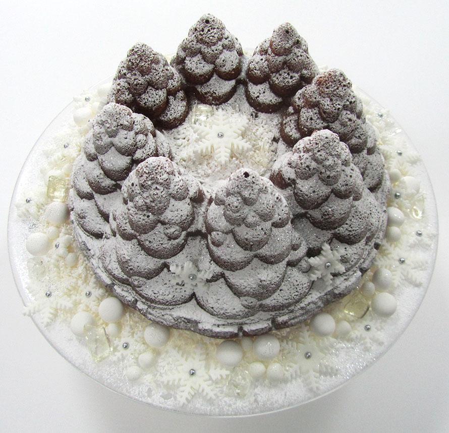winterwonderland cake