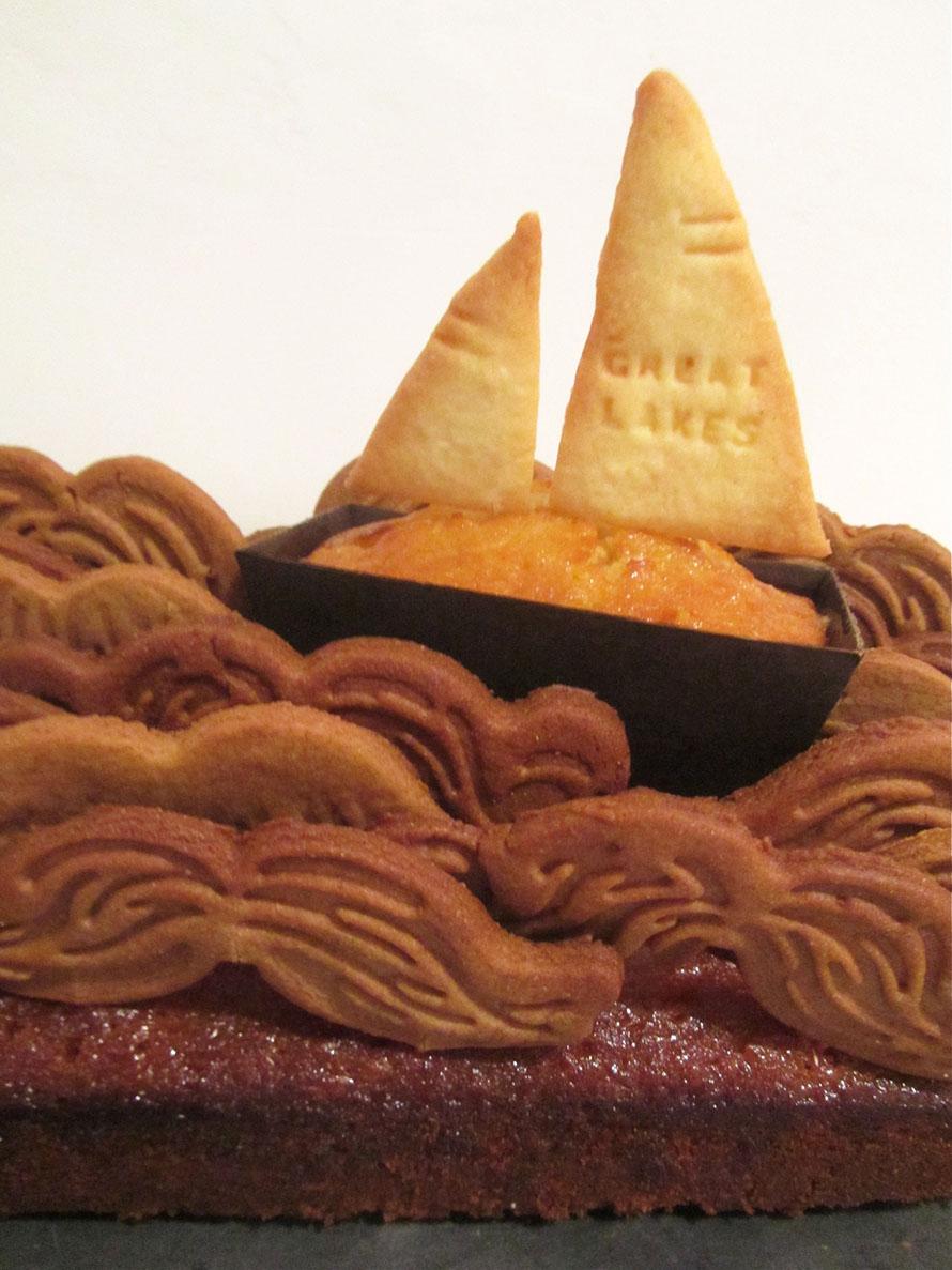 great lakes cake