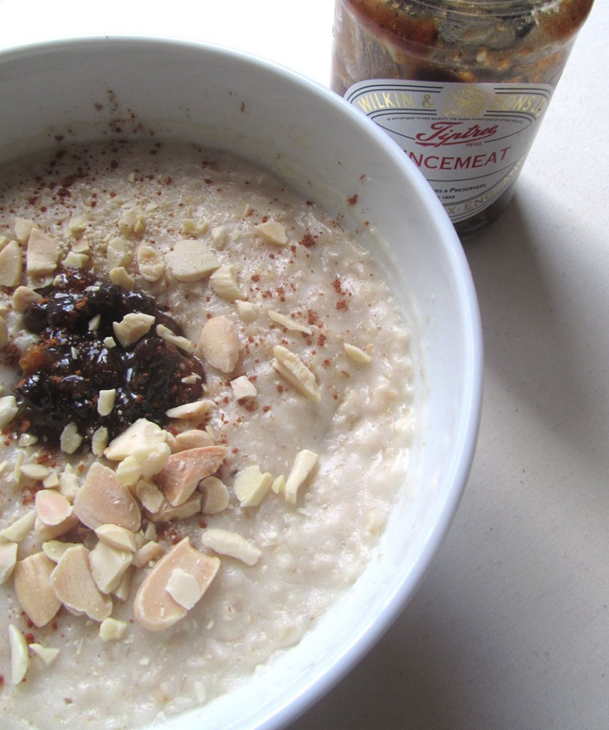 porridge mincemeat