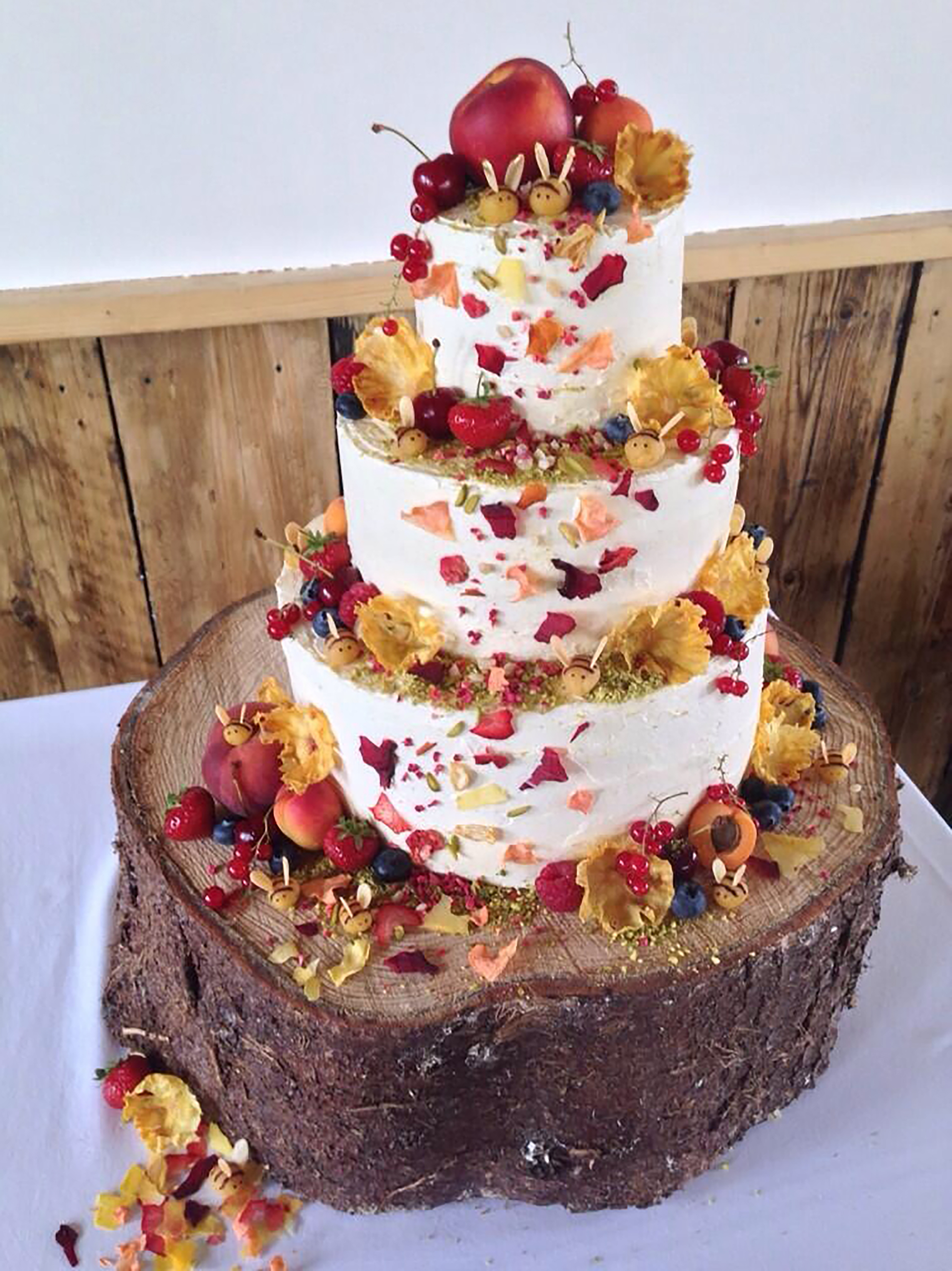 Bbc Wedding Cake