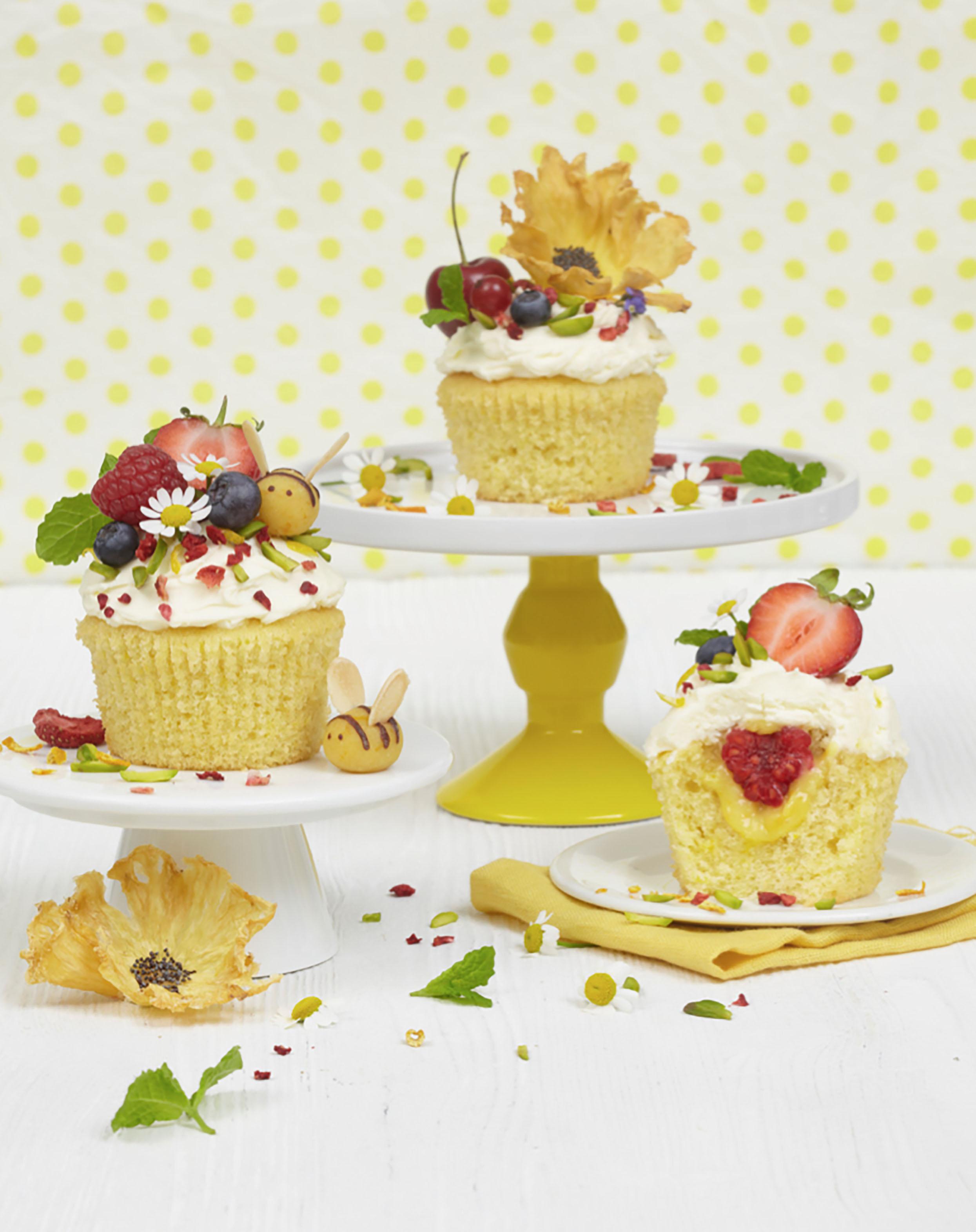 confetti cakes